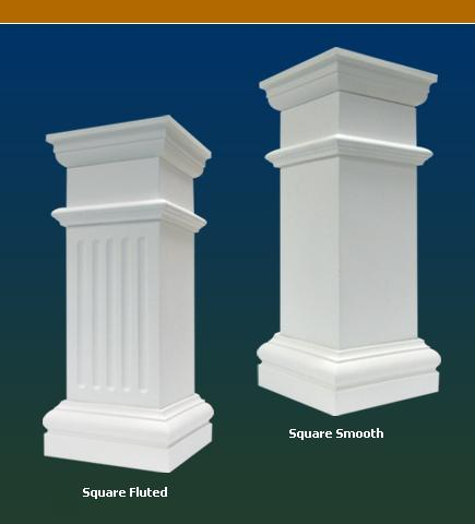 Stavecast Composite Columns Somerset Door Column Co